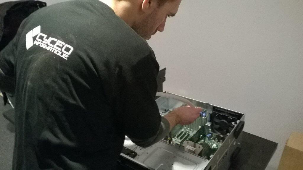 Micro-aspiration informatique